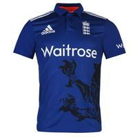 adidas England ODI Shirt 2016