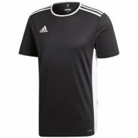Tricou Adidas Entrada 18 negru CF1035 copii