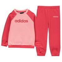Treninguri Set bebelusi adidas pentru fete