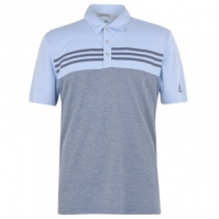 Tricouri polo adidas Heather Block