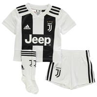 adidas Juventus Home Mini Kit 2018 2019