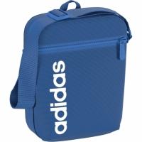 Adidas Linear Core Organizer albastru DT8627