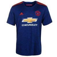 Tricou Deplasare adidas Manchester United 2016 2017 pentru Barbati