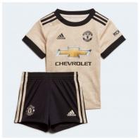 adidas Manchester United Away Kit 2019 2020 pentru Bebelusi