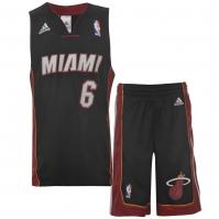 adidas Miami Heat NBA Kit pentru copii