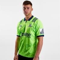 adidas New Zealand Highlanders Rugby Replica Shirt pentru Barbati