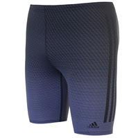 Pantaloni scurti inot adidas 3 Stripes imprimeu Graphic Swim pentru Barbati