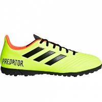Ghete de fotbal Adidas Predator Tango 18.4 gazon sintetic DB2141 barbati