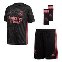 Mergi la adidas Real Madrid 20/21 Third Youth Kit pentru Copii