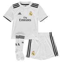 Set adidas Real Madrid Acasa 2018 2019