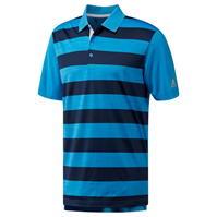 Tricouri Polo adidas Ultimate 365 Rugby cu dungi Golf pentru Barbati