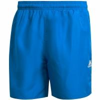 Adidas Short Length Solid Swim albastru GQ1082