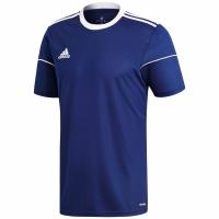 Tricou adidas Squadra 17 JSY SS bleumarin BJ9171 copii teamwear adidas teamwear