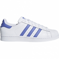 Adidas Superstar alb And albastru barbati Shoes G27810