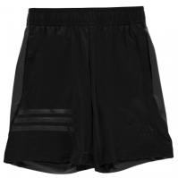Pantaloni scurti adidas antrenament Club 3 Stripes pentru baietei
