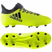 Ghete fotbal ADIDAS X 17.3 FG S82369 copii