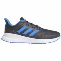 Adidasi alergare Adidas Runfalcon barbati gri-albastru G28730