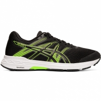 Adidasi alergare Asics Gel-Exalt 5 barbati negru-galben 1011A162 002
