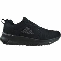 Adidasi alergare barbati Kappa Sash negru 242706 1111
