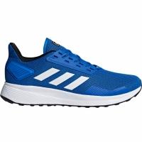 Adidasi alergare Male Adidas Duramo 9 albastru BB7067 barbati