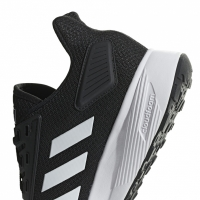 Adidasi alergare Male Adidas Duramo 9 negru BB7066 barbati