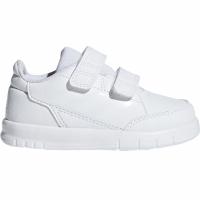 Adidasi copii Adidas AltaSport CF I alb D96848