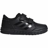 Adidasi copii Adidas AltaSport CF K negru D96831