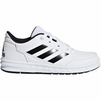 Adidasi copii Adidas AltaSport K alb negru D96872