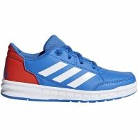 Adidasi copii Adidas AltaSport K albastru portocaliu D96867