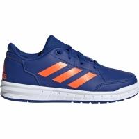 Adidasi copii Adidas AltaSport K bleumarin portocaliu G27095