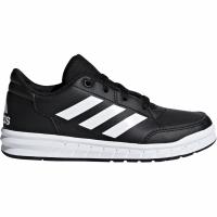 Adidasi copii Adidas AltaSport K negru And alb D96871