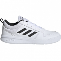 Adidasi copii Adidas Tensaur K alb And negru EF1085