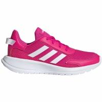 Adidasi copii Adidas Tensaur Run K roz And alb EG4126