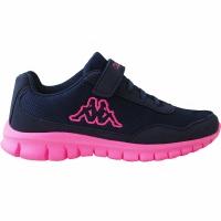Adidasi copii Kappa Follow BC K bleumarin And roz 260634K 6722