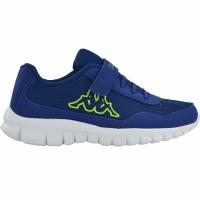 Adidasi copii Kappa Follow K albastru 260604K 6033