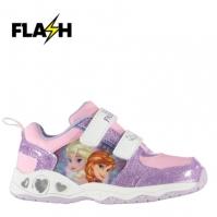 Adidasi cu luminite pentru copii cu personaje