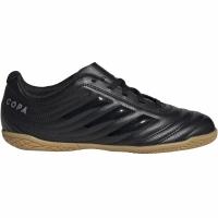 Adidasi fotbal Adidas Copa 194 IN negru EG3757 pentru copii pentru femei
