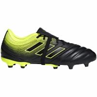 Adidasi fotbal Adidas Copa Gloro 192 FG negru And galben BB8089 barbati