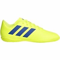 Adidasi fotbal Adidas Nemeziz 184 IN galben-albastru CM8519 copii