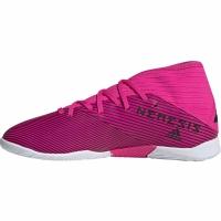 Adidasi fotbal Adidas Nemeziz 193 IN roz F99946 pentru copii pentru femei