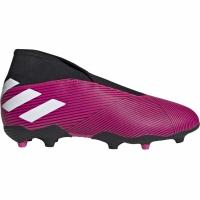 Adidasi fotbal Adidas Nemeziz 193 LL FG roz EF8848 copii