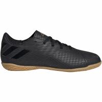 Adidasi fotbal Adidas Nemeziz 194 IN negru EG3314 pentru copii