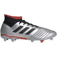 Adidasi fotbal Adidas Predator 192 FG Silver F35601 pentru femei
