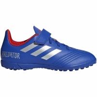 Adidasi fotbal Adidas Predator 194 gazon sintetic albastru CM8559 copii pentru femei
