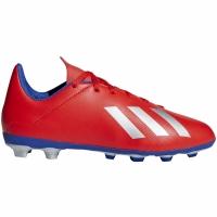 Adidasi fotbal Adidas X 184 FxG rosu BB9379 copii