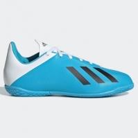 Adidasi fotbal de sala adidas X 19.4 pentru copii