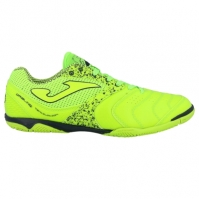 Adidasi fotbal de sala Joma Dribling 821 verde Fluor Indoor