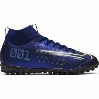 Adidasi fotbal Nike Mercurial Superfly 7 Academy MDS gazon sintetic BQ5407 401 pentru copii