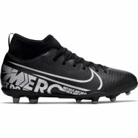 Adidasi fotbal Nike Mercurial Superfly 7 Club FG MG AT8150 001 pentru copii