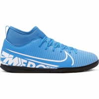 Adidasi fotbal Nike Mercurial Superfly 7 Club IC AT8153 414 pentru copii pentru femei